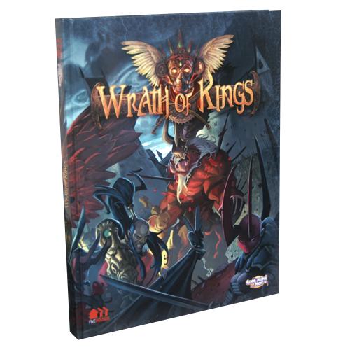 Wrath of Kings Rulebook