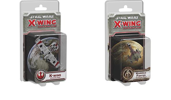 Double K X-Wing