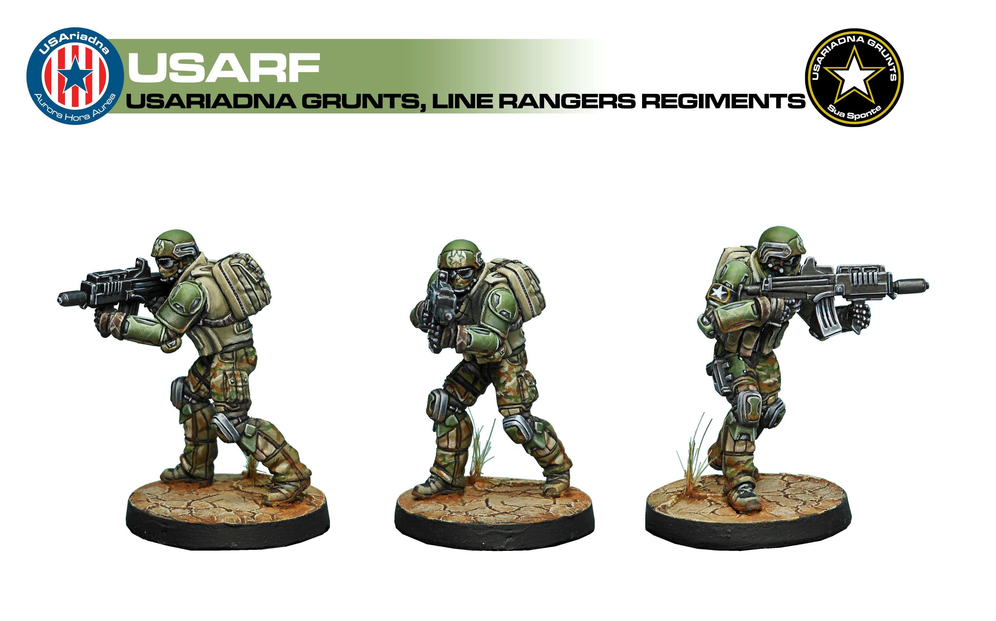 005A USAriadna Line Grunt