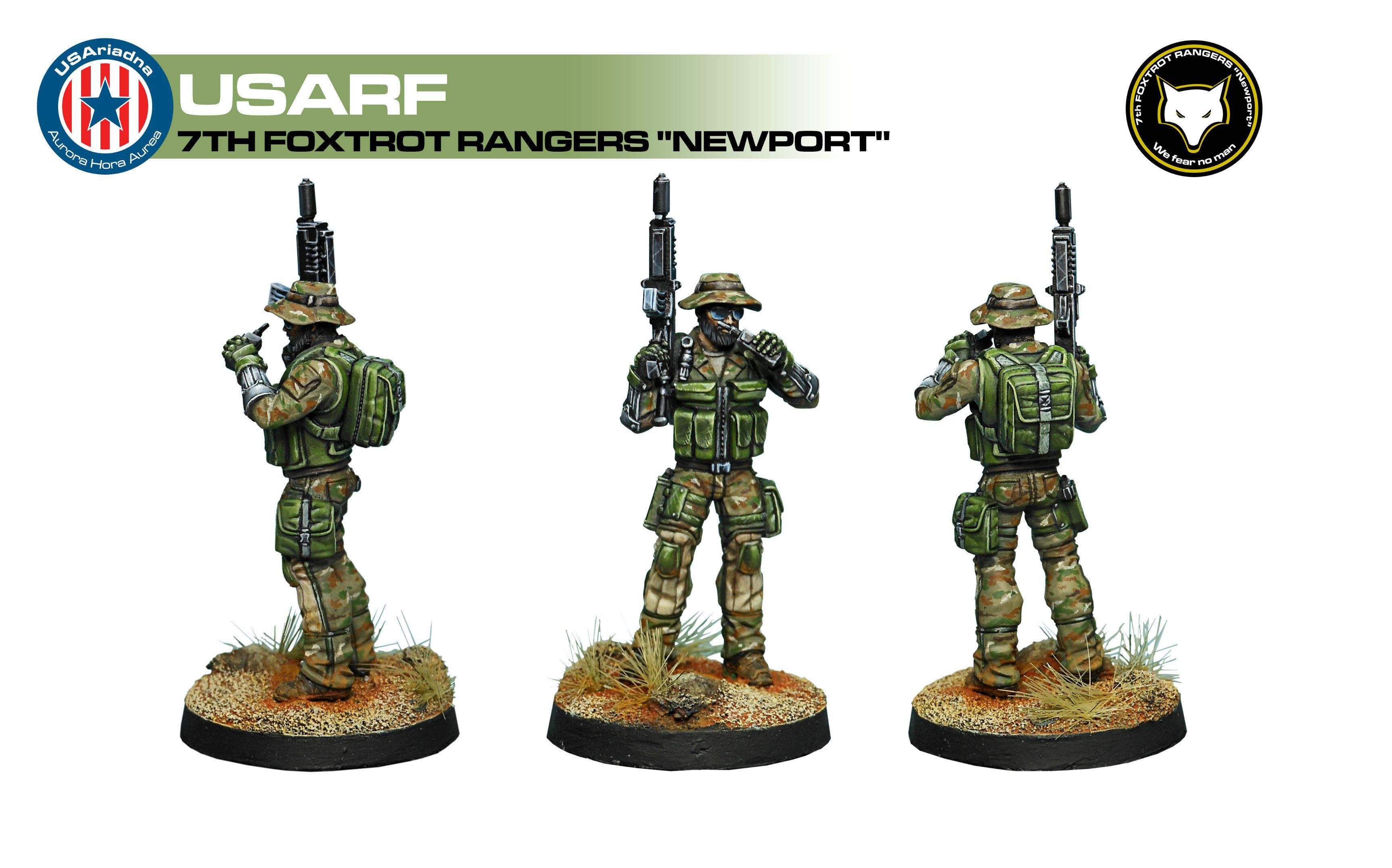 011 USAriadna Foxtrot Ranger