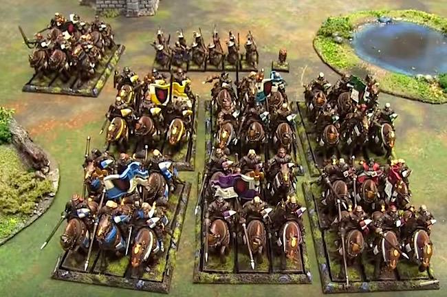 bretonnia cavalry