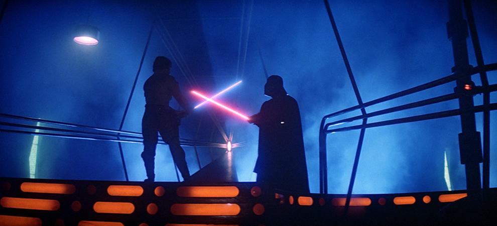 empire light saber
