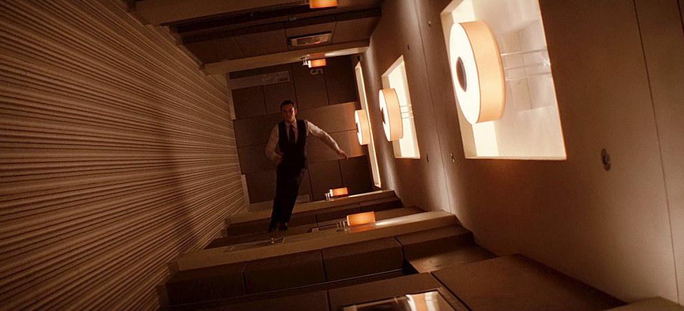 inception hallway