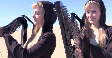 star wars harp