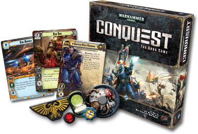 Conquest Box Spread