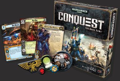 Conquest Box Spread