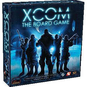 XCOM the Board Game Box