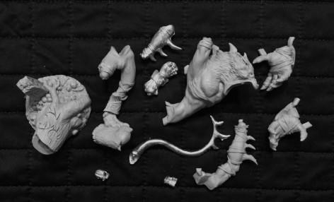 001 Extreme Warpwolf Farrow Warlord
