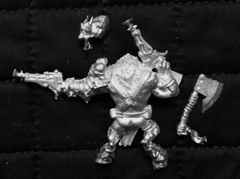 008 Extreme Warpwolf Farrow Warlord