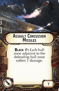 Assault-Concussion-Missiles