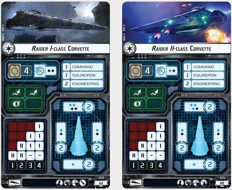Imperial Raider Armada
