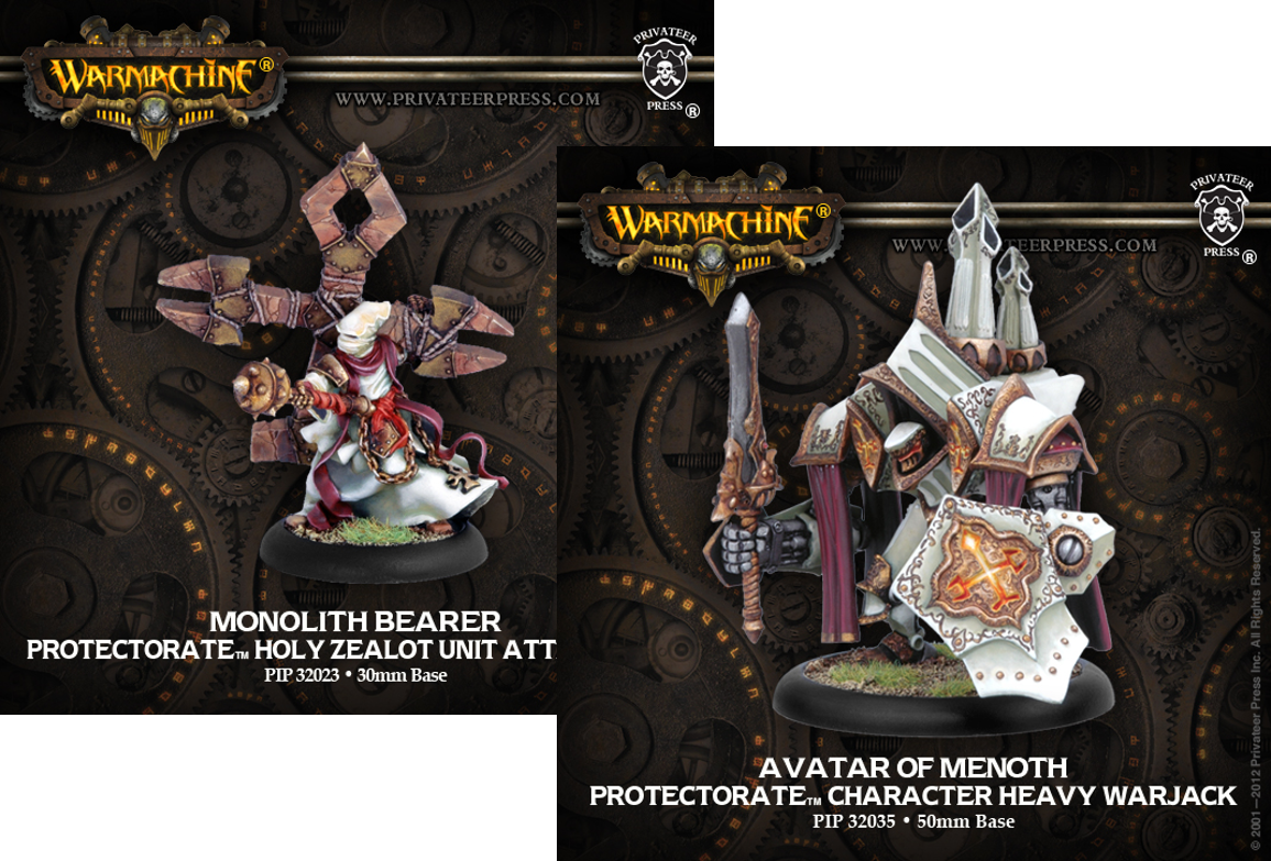 Menoth Maker and Breaker