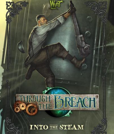 Through the Breach Cover