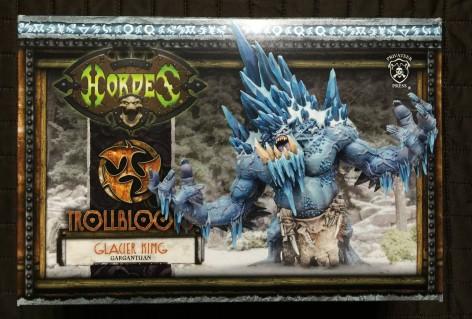 000 Hordes Trollbloods Mountain King Unboxing
