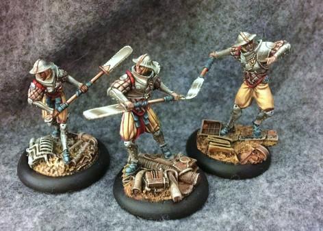000Dark Age Forsaken Flock Paint