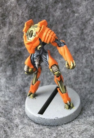009 Infinity Combined Army Paint