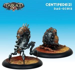 Dark Age Forsaken Isaac Ajax Centipedes