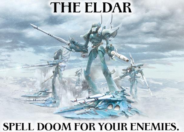 Doom Eldar Screen