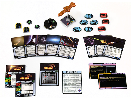 attack wing Dreadnought wave 21