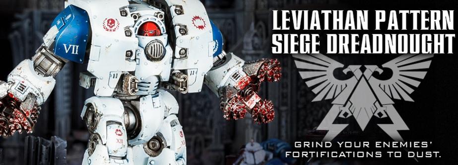 ForgeWorld Leviathan Dread