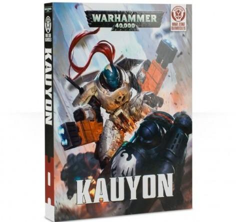 Kauyon campain book