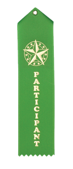 Participant Ribbon sized