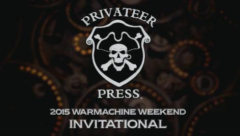 War machine Weekend 2015