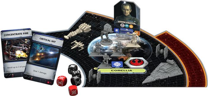 Star Wars Rebellion Dice