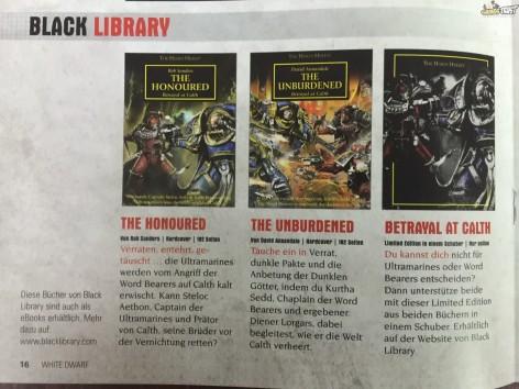 White Dwarf Black Library