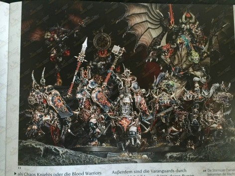 Archaon and Knights