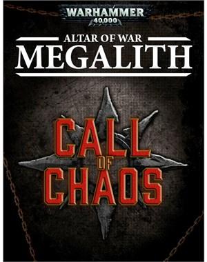 40K Altar of War Megalith Tablet Cover 6