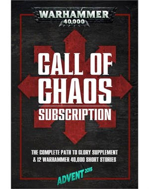 New 40K: Advent Calendar is HERE