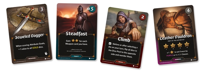 roll player cards