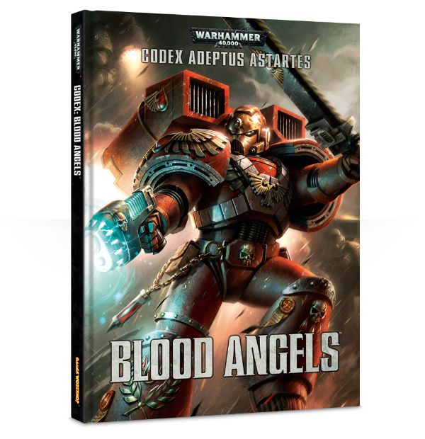Blood Angels Codex-cover