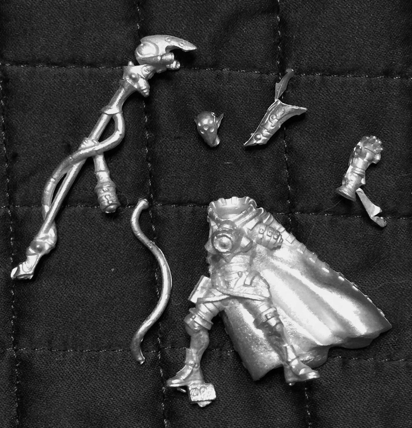 Death Wolves Electromancers Unboxing 009