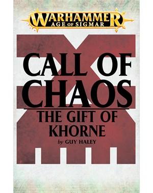 Gift of Khorne cover
