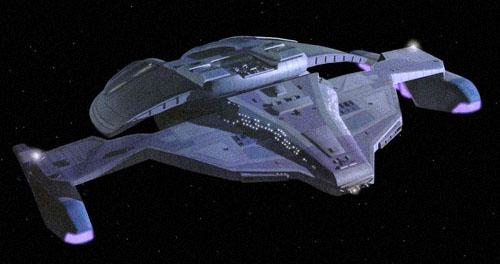 Jem'Hadar Ship
