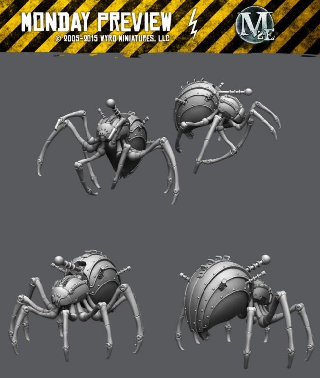 Large+Arachnids
