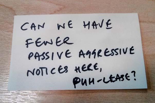 Passive Aggressive Warmachine Hordes