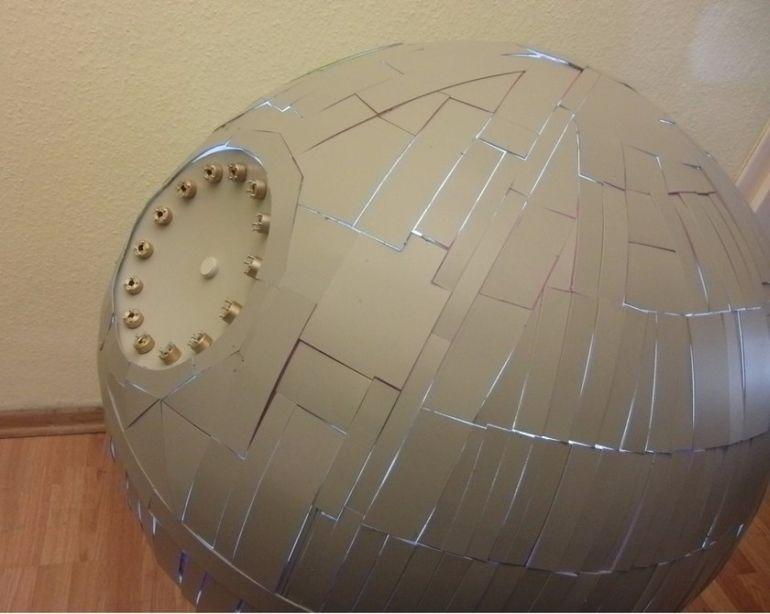 Price DIY Death Star