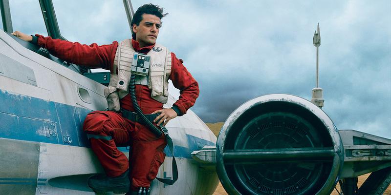 Star Wars 7 Poe