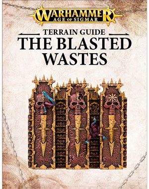 Terrain Guide The Blasted Wastes Tablet