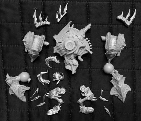 Warmachine Hand of Judgment Barathrum Unboxing 001