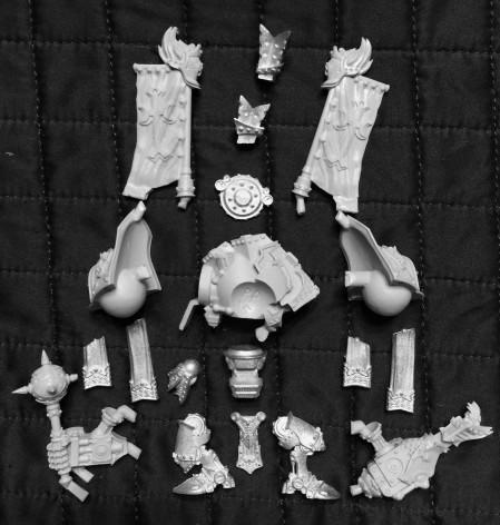 Warmachine Hand of Judgment Barathrum Unboxing 011