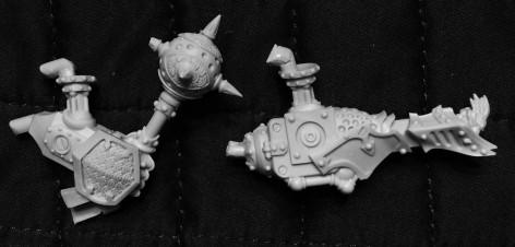 Warmachine Hand of Judgment Barathrum Unboxing 014