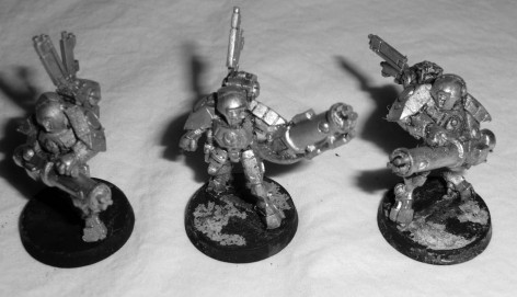 XV15 Stealth suits Metal