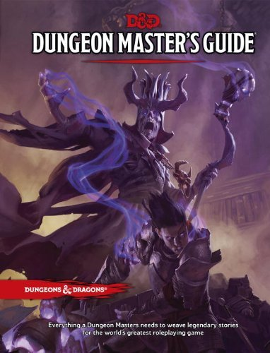 dungeon masters guide3.5