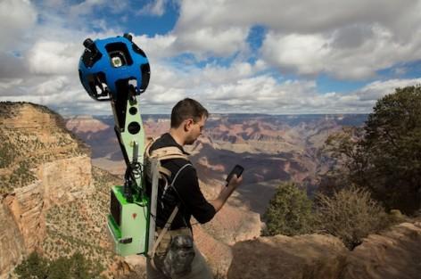 google trek camera