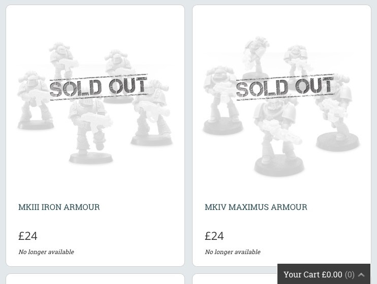 heresy-sold-out