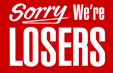losers-sign